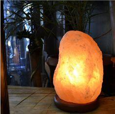 Lámpara de sal de 5 - 8 kilos. Disponible en www.meigacelta.com
