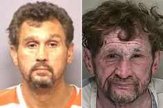 Faces of crystal meth: Shocking before and after pictures reveal ...