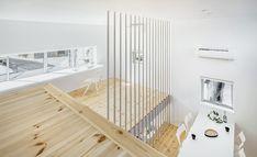 UZU architects swallow house japan designboom