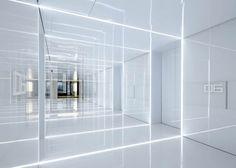 Glass Office pour SOHO China par AIM Architecture