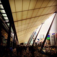 Structure, yaesu,Tokyo