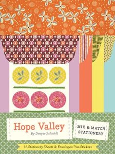 my love of patterns comes from my mom #DearMom @chroniclebooks #stationery #letters