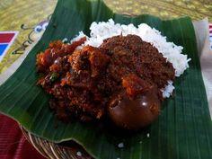 Gudeg Yu Djum, Yogyakarta Indonesia |  Travel to Java |  http://allindonesiatravel.com/