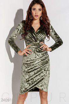 Мраморное платье-футляр фото 1