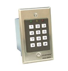 Securitron DK-16P Digital Keypad Replacement Only
