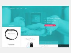 Wearable Website by cover