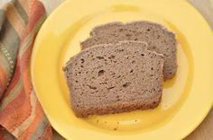 No eggs! Nourishing Meals: Dark Teff Sandwich Bread