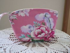 Check out this item in my Etsy shop https://www.etsy.com/listing/478876747/shabby-chic-clutch-cosmetic-bag-purse