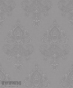 Rasch Textil Amira 23-225739 grau Ornament Vliestapete
