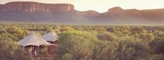 The best #glamping in rustic America @eluxemagazine.