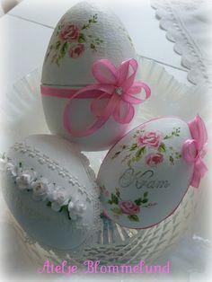Nostalgi och Romantik : Ägg-klocka