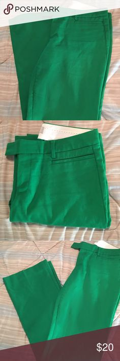 Green pants Boot cut pants! Very colorful and flattering fit. Gap size 2R GAP Pants Boot Cut & Flare