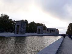 Templo de Debod - Madrid/Espanha