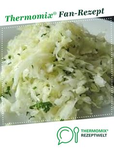 Coleslaw from A Thermomix ® recipe from the starters / salads category at www.de, the Thermomix ® community. Coleslaw from A Thermomix ® recipe from the starters / salads category at www.de, the Thermomix ® community. Meat Appetizers, Vegetarian Appetizers, Appetizer Salads, Vegetarian Recipes, Simple Appetizers, Party Appetizers, Hamburger Meat Recipes, Sausage Recipes, Grilling Recipes