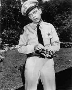 The Andy Griffith Show  Don Knotts