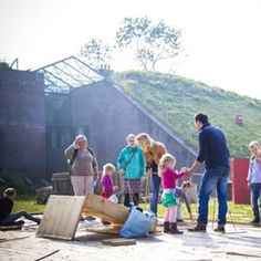 GeoFort is een leuk dagje uit voor het hele gezin! Speuren, ontdekken, leren en experimenteren op een historisch forteiland centraal gelegen in Nederland.