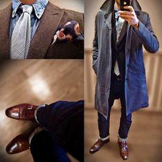 Men's Suits Double Monks, Men's Semi-formal Wear