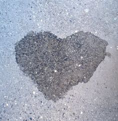 My son & his wife found a ❤️ in Fairbanks, AK