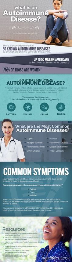 In the United States alone, there is an estimated 50 million people living with autoimmune disease. Search for lupus and arthritis.