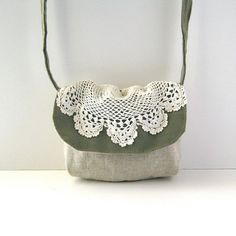 Tiny purse decoration
