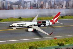 Gemini 200 Qantas Mendoowoorrji Boeing 737-800 VH-XZJ Scale 1 200 G2QFA443