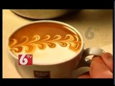 World's Best Latte art 2015/ learn how to make art on coffee - YouTube