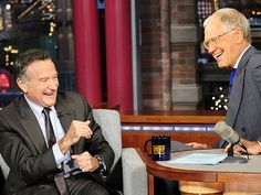 David Letterman Remembers Robin Williams (VIDEO) http://www.people.com/article/david-letterman-robin-williams