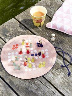 DIY-Idee: Brettspiel für draußen