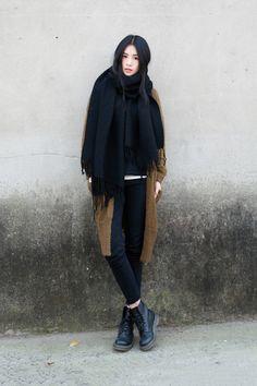 The LOVE-MAZHA / European style with style no buckle khaki cardigan - Taobao