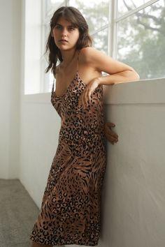Paige Denim Cicely Silk Slip Dress | BASICS DEPARTMENT Silk Slip, Vacation Dresses, Paige Denim, Size Model, Satin, How To Wear, Shirts, Color, Fashion