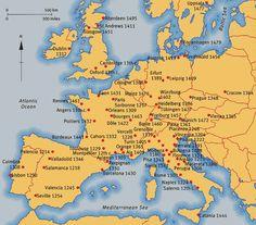 Early European Universities