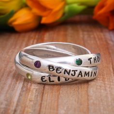 Hey, I found this really awesome Etsy listing at https://www.etsy.com/listing/213724150/personalized-birthstone-mothers-name