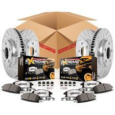 Powerstop 4-wheel set Brake Disc and Pad Kits Front and Rear Driver K6560-36 Was: $596.24 Now: $394.11.