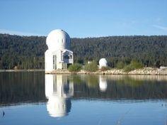 Big Bear City, CA: Observatory at Big Bear Lake