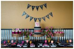 Dessert Table Ideas and Party Tips for Any Occasion