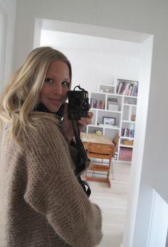 Maria Skappels genser...