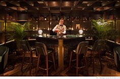 Foxglove Lounge Bar by NC Design and Architecture | Do Shop