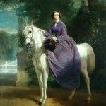 Empress Eugenie of France | Purple:  How a Failed Chemistry Lab Experiment Altered 19th Century Class Structure | WriterMariecor.com