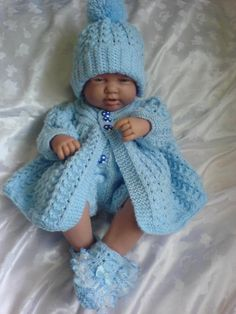 "No 16 KADIE-JADE KNITTING PATTERN ~ sizes 18-20"" baby ~ incl. cardigan, shorts, booties and Bob Hat ~ KNIT ~ specifies it is for boys but make in pink or other colour and I would say it is unisesx"