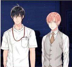 Kurose and Shirotani #TenCount