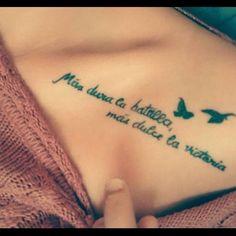 20 Frases Para Tatuajes Que Toda Mujer Va A Querer Hacerse Tatoos