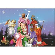 Image Library Designs Original illustrations occasions Christmas greetings cards Christmas Greeting Cards, Christmas Greetings, Library Design, Holy Night, Illustrations, The Originals, Image, Anime, Art