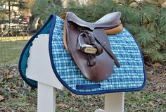 """I miss plain flap CC saddles being """"in"""" in the show ring! I grew up riding in these saddles and I was able to ride without relying on a puffy saddle, and my equitation turned out okay because of it!"""