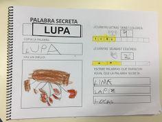 la clase de mar y sus proyectos Beginning Of Year, Spanish Class, Bullet Journal, Chart, Words, School, Irises, Diy And Crafts, Activities