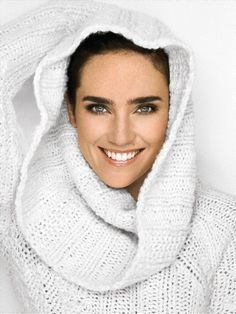 Sagittarius Celebrities - Jennifer Connelly - Tune into Your Sagittarius Nature with Astrology Horoscopes and Astrology Readings at the link. Jennifer Connelly, Sagittarius Celebrities, Jobeth Williams, Cool Winter, Deep Winter, Beautiful People, Beautiful Women, Cinema, Up Girl