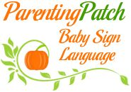 Baby Sign Language: Red, Orange, and Yellow | Parenting Patch