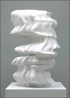 Tony Cragg, Untitled (White Relatives)