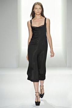Calvin Klein Spring 2012 // NYFW