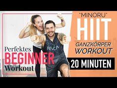 5 Po Übungen für einen straffen Hintern – 8 Minuten Po HIIT Workout ohne Springen   *KAJI* - YouTube