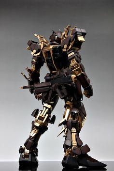 GUNDAM GUY: PG 1/60 Aile Strike Gundam + Sky Grasper [Louis Vuitton Custom] - Painted Build